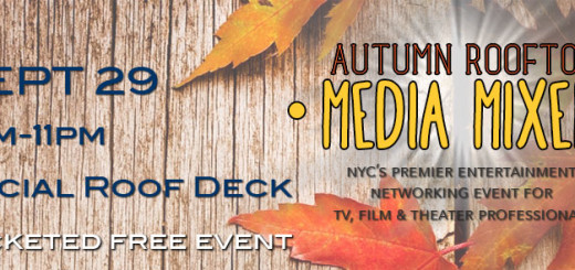 Autumn Rooftop Media Mixer