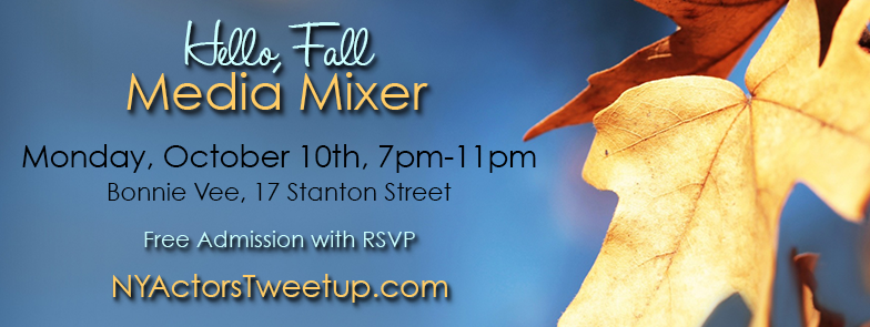 2016 Fall Media Mixer
